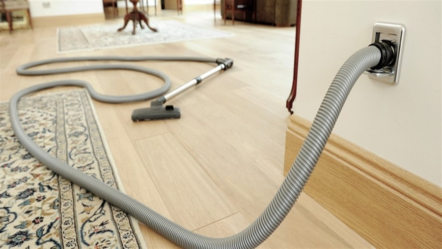 How to Install a Central Vacuum System and Vacuum Your Furniture the Right Way
